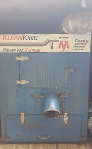 Meyer Klean King Power Vac Air Duct Cleaning System