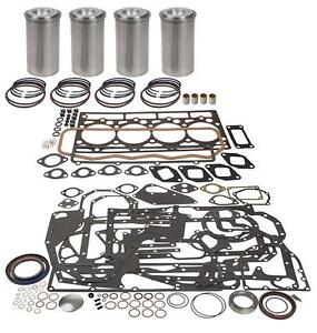 Zetor Z6201 Major Engine Overhaul Kit 4320 4340 6211 6245