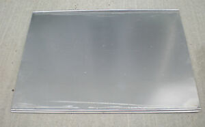 Tray 16 x11 5 Double Layer Two Runners Stainless Steel 5001092 018