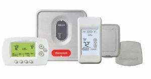 Honeywell Yth6320r1015 Focuspro 6000 Wireless Programmable Thermostat Kit