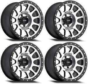 Method Race Mr305 Nv Mr30578580300 Wheel Rims 17x8 5 0mm 8x165 1 8x6 5 Black