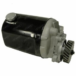 1101 1065 Made To Fit Ford New Holland Power Steering Pump With Reservoir 6710