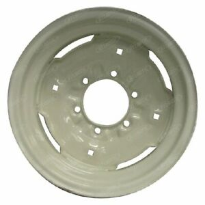Made To Fit Ford Massey John Deere Front Rim 16 X 8 D5nn1007na Jd3210 83438