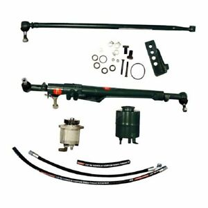 1101 2001 Made To Fit Ford New Holland Power Steering Conversion Kit 4000 4600