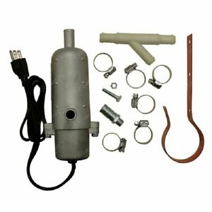 5709 7000 Oliver Parts Circulating Tank Heater 1550 1555 W diesel Eng 1600 16