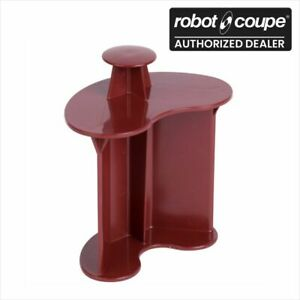 Robot Coupe 103280 R2n Food Processor Large Vegetable Pusher Red Genuine
