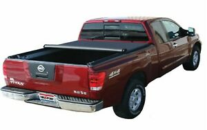 Truxedo 297301 Truxport Soft Roll Up Tonneau Cover For Nissan Titan W 5 6 Bed