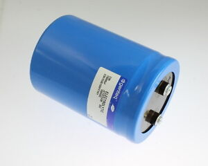 1x 15000uf 100v Large Can Electrolytic Capacitor 100vdc 15000mfd 100volts 15 000