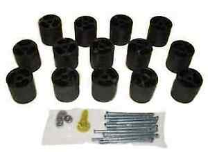 Daystar Pa833 3 Body Lift Kit For 89 92 Ford Ranger 2wd 4wd