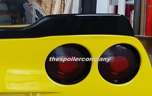 For 2005 2013 Chevy Corvette C6 Pre painted wickerbill Inspired Rear Spoiler