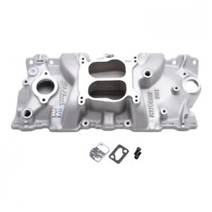 Edelbrock 2101 Performer Series Intake Manifold For Chevy Small Block V8