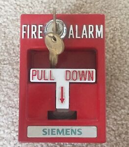 Siemens Rms ex wp Fire Alarm Initiating Device