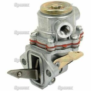 Made To Fit Allis Chalmers White Tractor Fuel Pump 72093848 2 60 5050 5045 5040