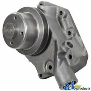John Deere Water Pump Re25043 r R54805 Backhoe Skidder Tractor Dozer