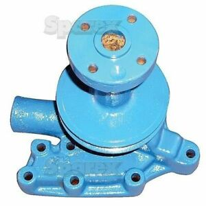Ford Sba145016071 Water Pump W Pulley 1500 1700 1900