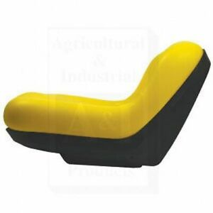Compatible With John Deere Riding Lawn Mower Seat Mid Back
