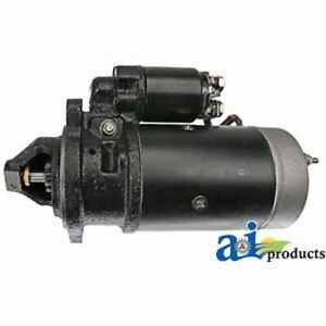 Made To Fit Allis Chalmers 5040 Starter 82093256 Marelli