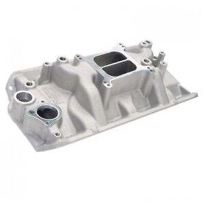 Edelbrock 2131 Performer Intake Manifold For 70 91 Amc jeep 304 360 401 V8