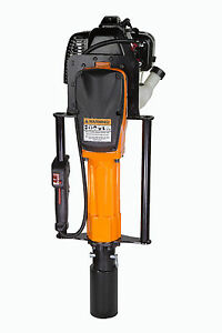 Gas Powered T Post Driver 995 00 By Skidril 2 Stroke