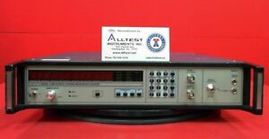 Eip 578b 05 Source Locking Microwave Frequency Counter 10 Hz To 26 5 Ghz Source