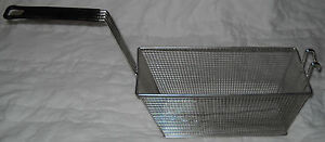 Basket Fry 13 x 5 5 x 6 Stainless 5000034