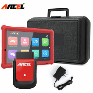 For Gm Chevrolet Gmc Diagnostic Scanner Foxwell Nt510 Abs Srs Scan Tool