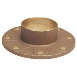 Nibco 741 Cast Bronze Copper Companion Flange 3