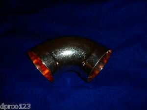 3 Dwv Copper Elbow 90 Wrot Copper Elbow fits Over 3 1 8 Od Pipe free S h
