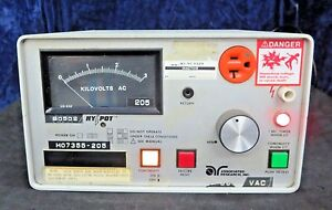 Associated Research 4040at Hypot Tester