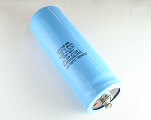 1x 1500uf 450v Large Can Electrolytic Aluminum Capacitor 450vdc 1500mfd Dc 1 500