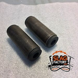 Solid Axle Swap Frame Tubes With Bushings For Toyota Sas Rock Crawler Shackle