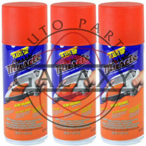 Performix 11310 Plasti Dip Classic Muscle Hemi Orange X3 Aerosol 11 Oz