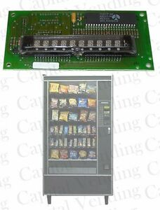 Automatic Products 110 111 112 113 Vending Machine Display