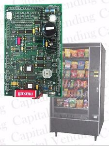 Automatic Products 120 121 122 123 Vending Machine Control Board V5 28