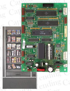 Control Board For Gpl Vending Machine Models 159 172 173 480 Eprom 160 11