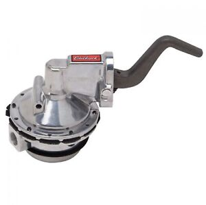 Edelbrock 1713 Performer Rpm 110 Gph Fuel Pump For Pontiac V8 Engine