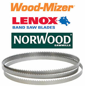 Bandsaw Blade Fit Sawmills Bandsaws Fit Wood mizer 158 Made In Usa