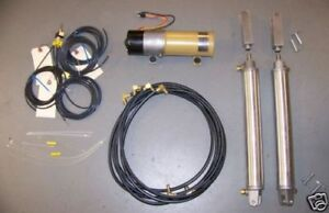 1940 1941 1942 Ford Convertible Conversion Kit Cylinders Hoses Motor Pump