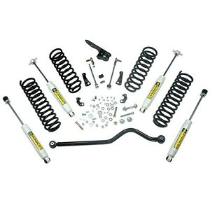 Sup K941 Superlift 07 16 Jeep Wrangler Jk 4 Dr 4in Suspension Lift Kit