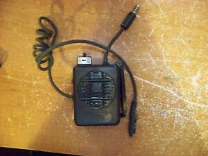 Scott Air Pack Radio Walkie Talkie