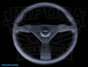 Personal Neo Grinta 350mm Black Edition Leather Steering Wheel 6430 35 2081 C