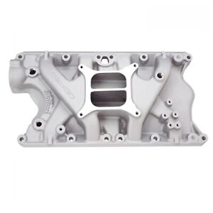 Edelbrock 2181 Performer 351 w Intake Manifold For 351ci Sb Ford Windsor V8