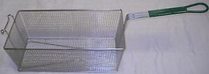 Basket Fry 16 25 x8 5 x6 Stainless 5000106
