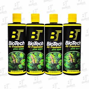 Air Freshener Pine Scent total Release Odor Eliminator 16 Oz 4 Units