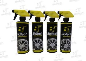Acid Cleaner Wheel Cleaner Industrial Strength Concentrated 16 Oz 4 Units