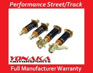 Yonaka Acura Rsx 02 06 Suspension Coilovers Shocks Springs Dc5 Street Track