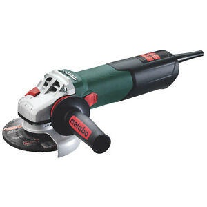 5 Metabo Variable Speed Grinder Wev15 125ht