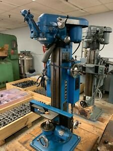 Bryant Center Hole Grinder Grinding Machine With Work Drive Attachment