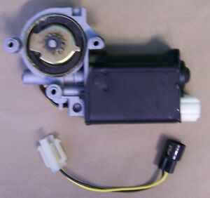 1964 1972 Chevy Chevelle Window Motor Passenger Side Brand New With Gears