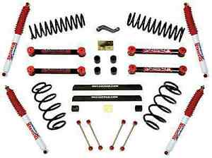 Skyjacker Tj403bph 4 Complete Suspension Lift Kit For 03 06 Jeep Wrangler 4wd